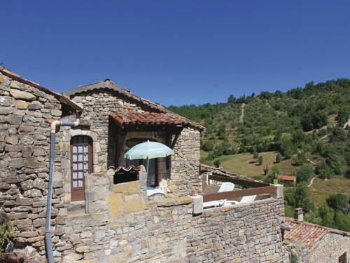 One-Bedroom Holiday Home in Rochecolombe : Guest accommodation near Saint-Maurice-d'Ibie