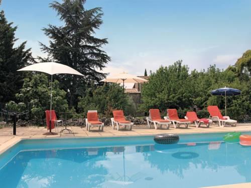 Holiday home La Bastide de Virac 26 with Outdoor Swimmingpool : Guest accommodation near Labastide-de-Virac