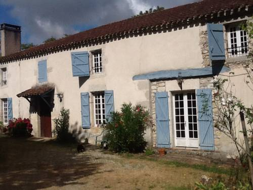 Ferme du prieuré : Bed and Breakfast near Layrac