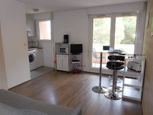 Studio Météo France : Apartment near Saint-Lys