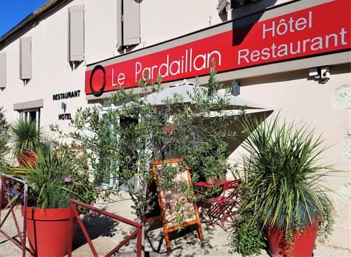 Le Pardaillan : Hotel near Vic-Fezensac