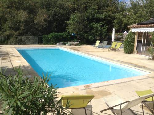 La Bambouseraie : Guest accommodation near Ruoms