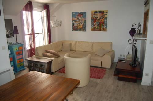 appartement 6 personnes proche disneyland paris : Apartment near Magny-le-Hongre