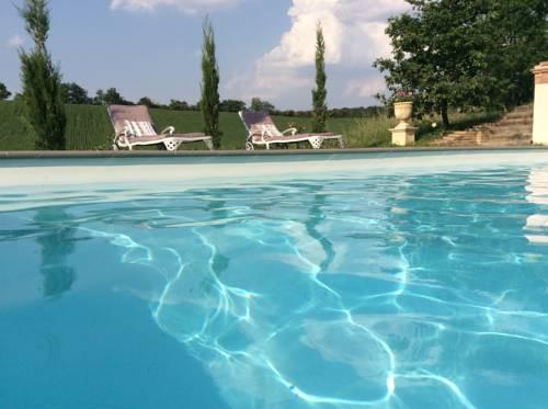 Maison En Cramaillan : Guest accommodation near Auradé