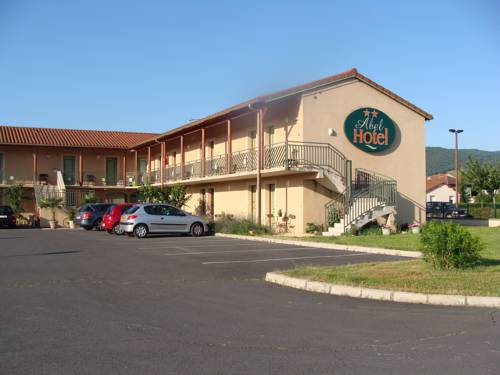 Abel Hôtel : Hotel near Saint-Pal-de-Senouire