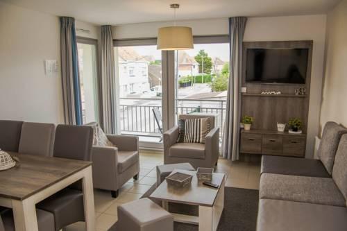 Holiday Suites Bray - Dunes Margats : Apartment near Bray-Dunes