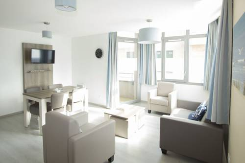 Holiday Suites Bray-Dunes Peupliers : Apartment near Bray-Dunes