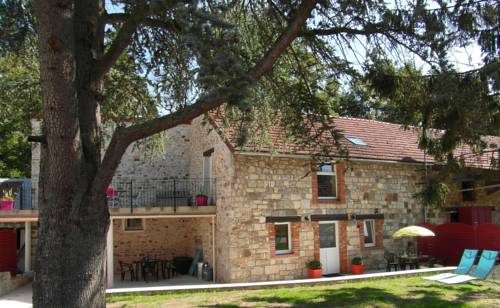 La Grand Cour : Guest accommodation near Trélou-sur-Marne