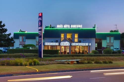 Inter-Hotel Argentan Ariès : Hotel near Aubry-en-Exmes