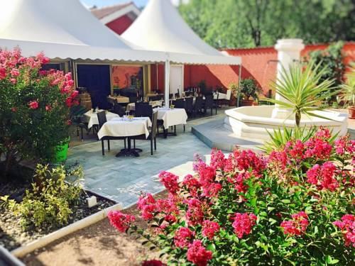 Inter-Hotel Bourg-en-Bresse Nord Le Pillebois : Hotel near Saint-Julien-sur-Reyssouze
