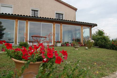 Villa Panoramique : Guest accommodation near Saint-Prim