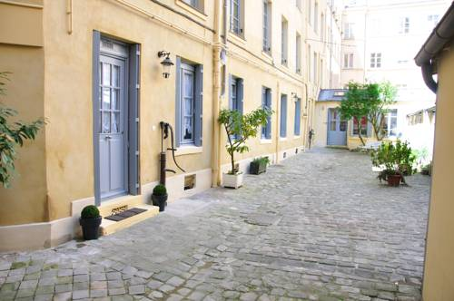 L'Escapade Versaillaise : Apartment near Marnes-la-Coquette