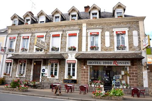 Hôtel Ronsin : Hotel near Saint-Christophe-du-Jambet