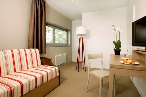 Terres de France - Appart'Hotel Quimper Bretagne : Guest accommodation near Quimper