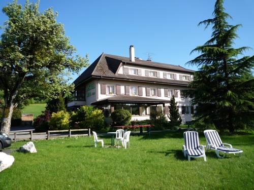 Inter-Hotel Genève Sud Rey du Mont Sion : Hotel near Farges