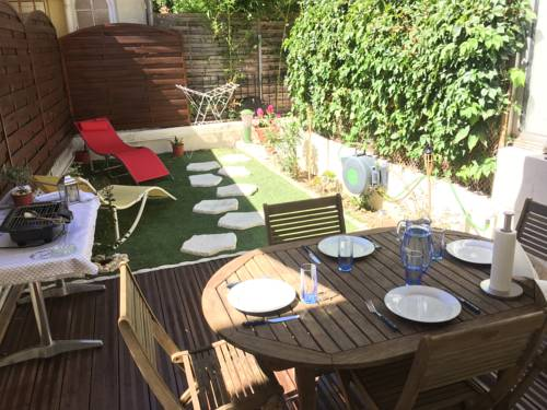 Cadre Zen - Terrasse : Apartment near Saint-André-de-la-Roche