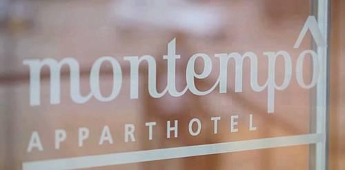 Montempô apparthôtel CDG Goussainville : Guest accommodation near Le Mesnil-Aubry