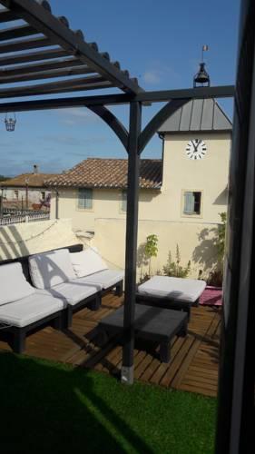 Le Clos des Vins Danges : Guest accommodation near Capendu