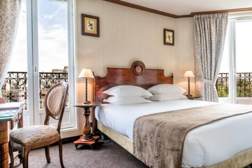 Villa Montparnasse : Hotel near Paris 14e Arrondissement