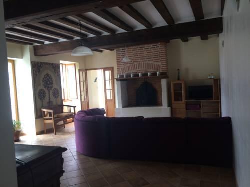 Gite de la Boheraie : Guest accommodation near Louvaines