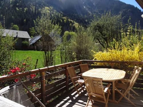 les épilobes : Guest accommodation near Saint-Christophe-en-Oisans