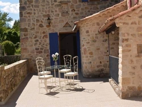 House Joyeuse - 6 pers, 130 m2, 4/3 : Guest accommodation near Lablachère