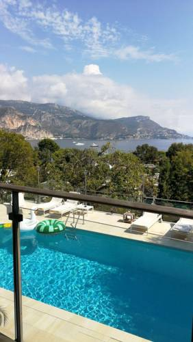 Villa Bellevue : Guest accommodation near Saint-Jean-Cap-Ferrat