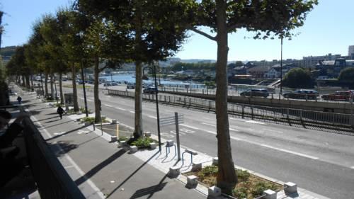 Gite Seine : Apartment near Bonsecours