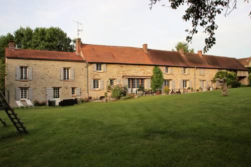 L'Orée de Villarceaux : Guest accommodation near Ambleville