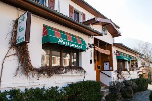 Au Sans Souci : Hotel near Saint-Théoffrey