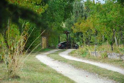 Chambre et tables d'hôtes La Paille : Guest accommodation near Sainte-Alauzie
