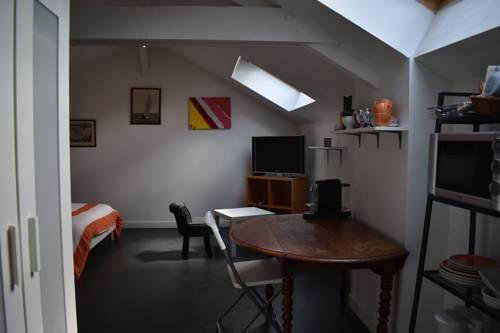L'Atelier 2 : Apartment near Saint-Barthélemy-d'Anjou