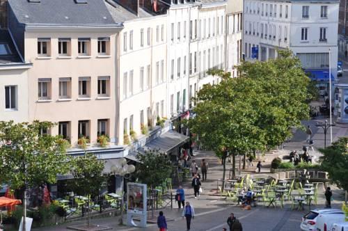 Hotel Rouen St-Sever : Hotel near Sotteville-lès-Rouen