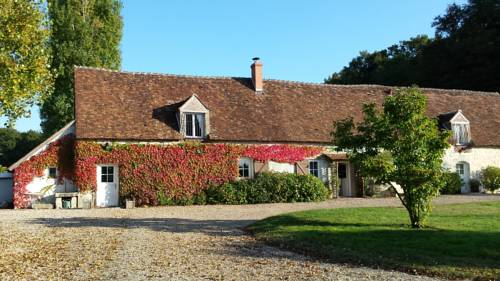 Ma Maison de Campagne : Guest accommodation near Aillant-sur-Milleron