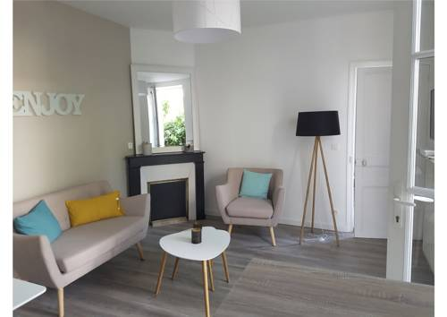Fontainebleau Sweet Home Garden : Apartment near Montigny-sur-Loing