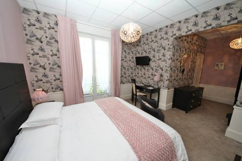 Le Roc Au Chien : Hotel near Bagnoles-de-l'Orne
