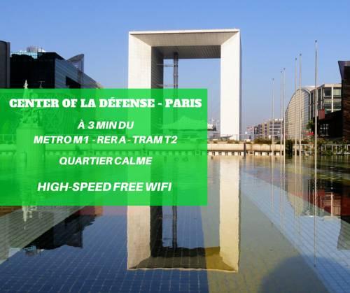 HOTEL LA GARENNE-COLOMBES : Hotels near La Garenne-Colombes 92250 France