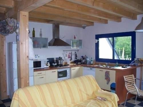 House A 2 pas de la ria - maison 6 personnes : Guest accommodation near Merlevenez