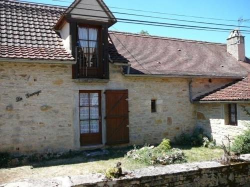 House La grange : Guest accommodation near Vidaillac