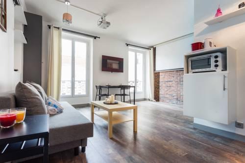 CMG Roland Garros : Apartment near Marnes-la-Coquette