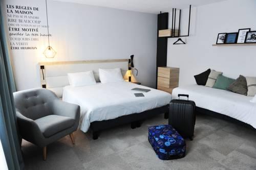 Urban Style Hotel de France : Hotel near Vannes