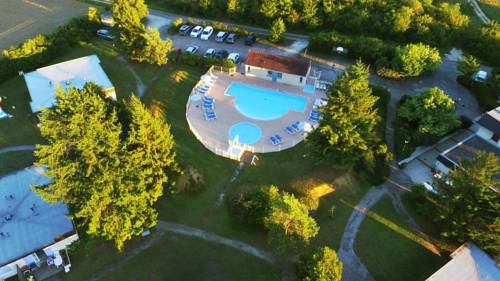 VVF Villages Chatel Censoir : Guest accommodation near Clamecy