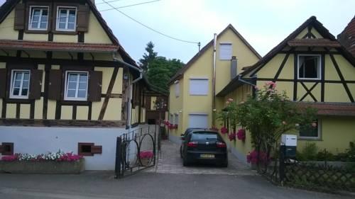 chez salome et fritz : Guest accommodation near Crœttwiller