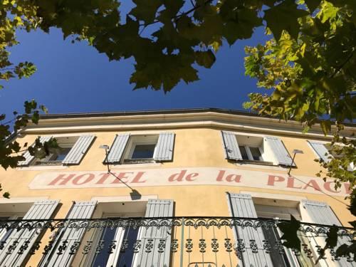 Bar Hotel de la Place : Hotel near Mézel