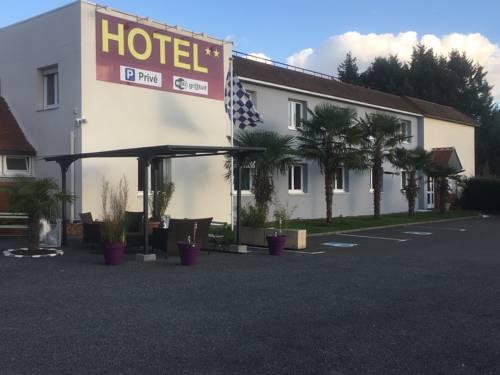Garden's Hotel ( Fasthôtel ) : Hotel near Sauvigny-les-Bois