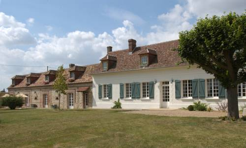 Gîte 5 personnes - La Huguenoterie : Guest accommodation near Saint-Germain-de-Fresney
