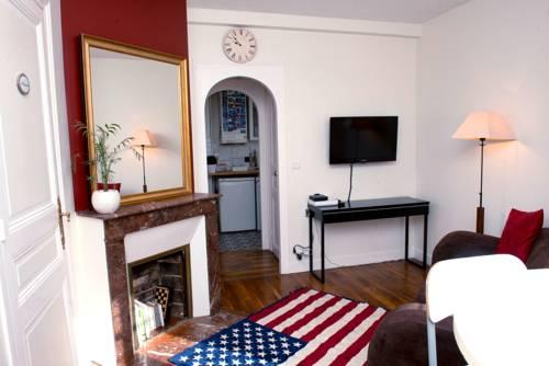 Anna's home sweet home : Apartment near Marnes-la-Coquette