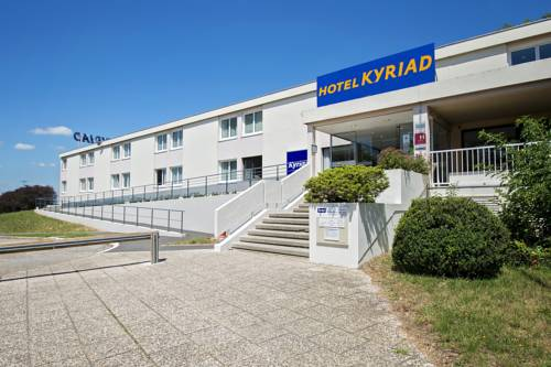 Kyriad Nemours : Hotel near Souppes-sur-Loing