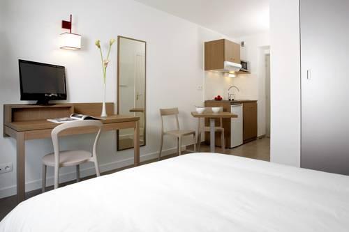 Appart'City Le Mans Centre : Guest accommodation near Le Mans