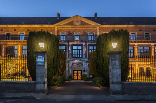 Best Western Hôtel Hermitage : Hotel near Humbert